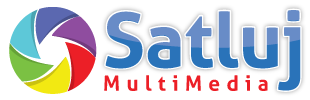 Satluj Multimedia logo